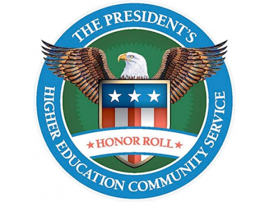 Local efforts from UAB community land UAB on President's Higher Education Community Service Honor Roll""