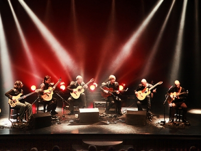UAB's Alys Stephens Center presents California and Montreal Guitar Trios together