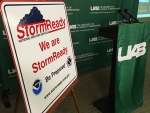 UAB recognized as a StormReady university