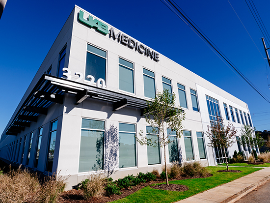 UAB's 1917 Clinic officially relocates to Lakeview district