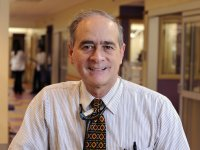 Carlo honored by American Academy of Pediatrics