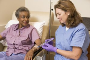 Blacks more willing to exhaust finances for cancer care