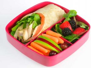 Pack lunches to help whittle your waistline and save cash