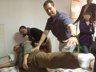 Translating therapy for China