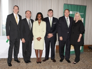 Five honored at 10th annual UAB National Alumni Society luncheon