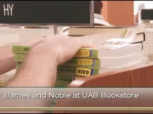 UAB students can save 50 percent on some book rentals