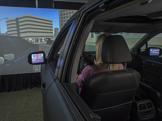 Distracted driving study enrolling teens to participate in simulation