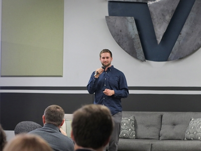 Student Demo Day features new student startup companies