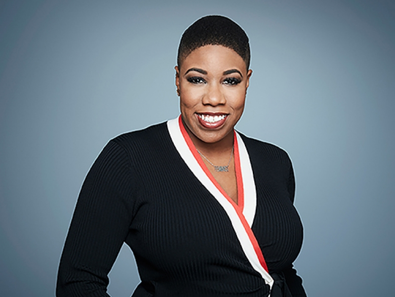 "CNN's Symone Sanders presents ""Black History, American History"" March 20 at UAB"