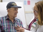 WWII veteran's TAVR procedure provides opportunity to overcome one more challenge