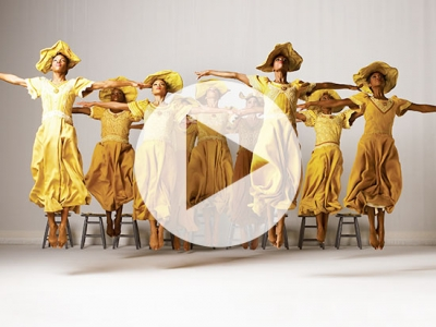 Experience Alvin Ailey American Dance Theater live Feb. 13
