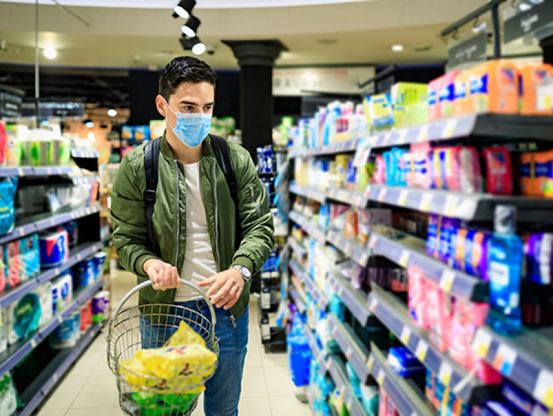 How to safely grocery shop during the coronavirus pandemic