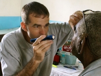 A call to Kenya: Ben Roberts seeks to restore vision near and far