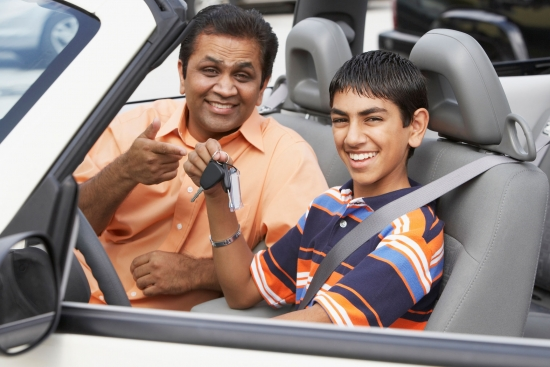 Study finds parents' perceptions play key role in teens' driving preparedness