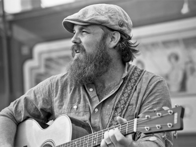 Marc Broussard live in Birmingham on St. Patrick's Day