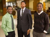 UAB's UNCF/Merck scholarship winners connected by chemistry