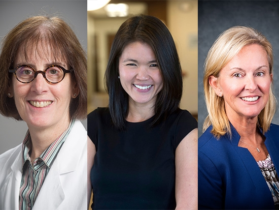 Three from UAB named Women of Impact in Alabama