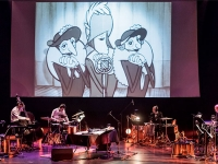 "See ""The Triplets of Belleville"" with Le Terrible Orchestre de Belleville Oct. 19"
