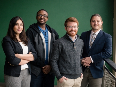 NASA awards undergraduate and graduate students with grant to support space research