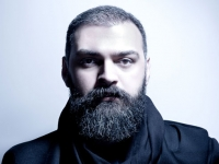 Visiting artist Mehdi Saeedi to lecture on his typography practice Nov. 15 at UAB and work with graphic design students