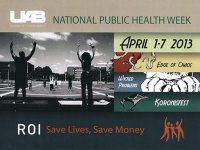 Public health saves lives and money — focus of UAB events