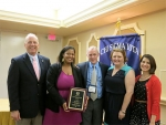Chi Sigma Iota receives outstanding chapter, faculty advisor award