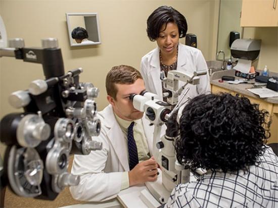 New dual degree program to enhance optometrists' ability to serve the community