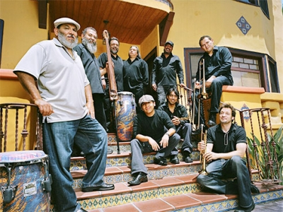 Poncho Sanchez and His Latin Jazz Band bring musical fusion to UAB's Alys Stephens Center