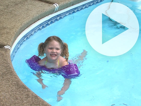 Don't be shocked! Keep your family safe around pools and lakes this summer