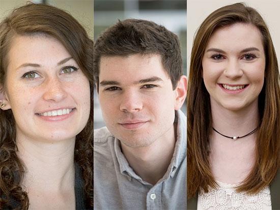 UAB STEM undergraduates named Goldwater Scholars