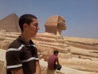 UAB student casts historic vote in Egypt from Alabama