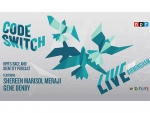 "NPR and WBHM present podcast ""Code Switch"" live from Birmingham"