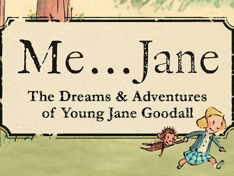 Musical family show about young Jane Goodall is March 9 at UAB