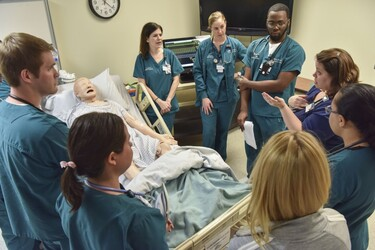 Accelerated Masters in Nursing Pathway