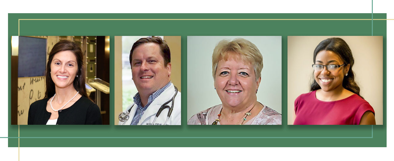 Nurse practitioner alumni honored for excellence