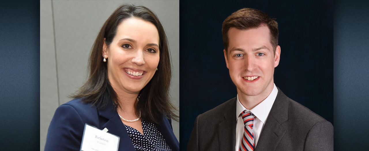 Jordan, Wadell co-presenters at the 39th National Conference on Pediatric Health Care