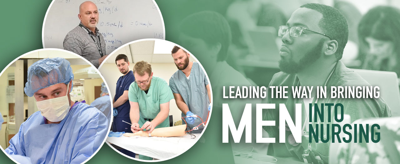 Men In Nursing New FD Banner