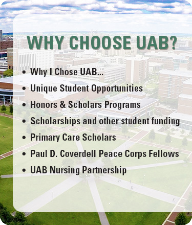 choose UAB box