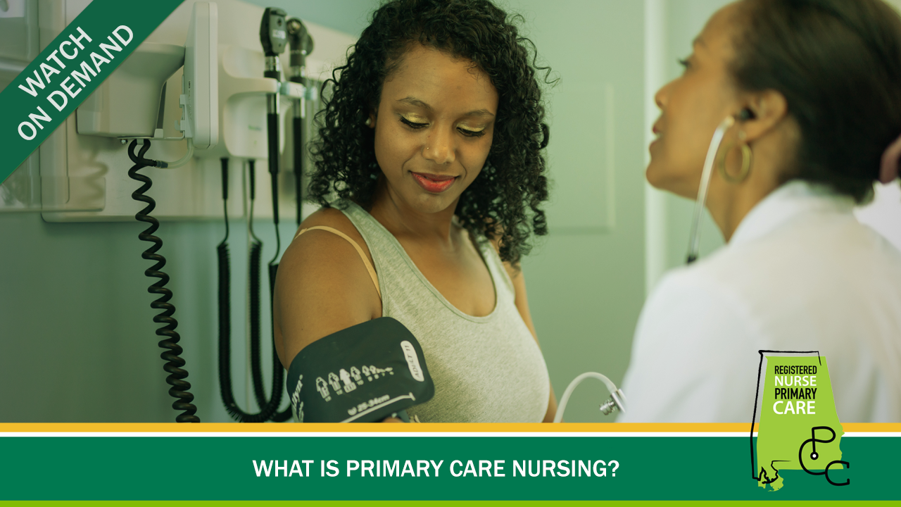 What is Primary Care Nursing?