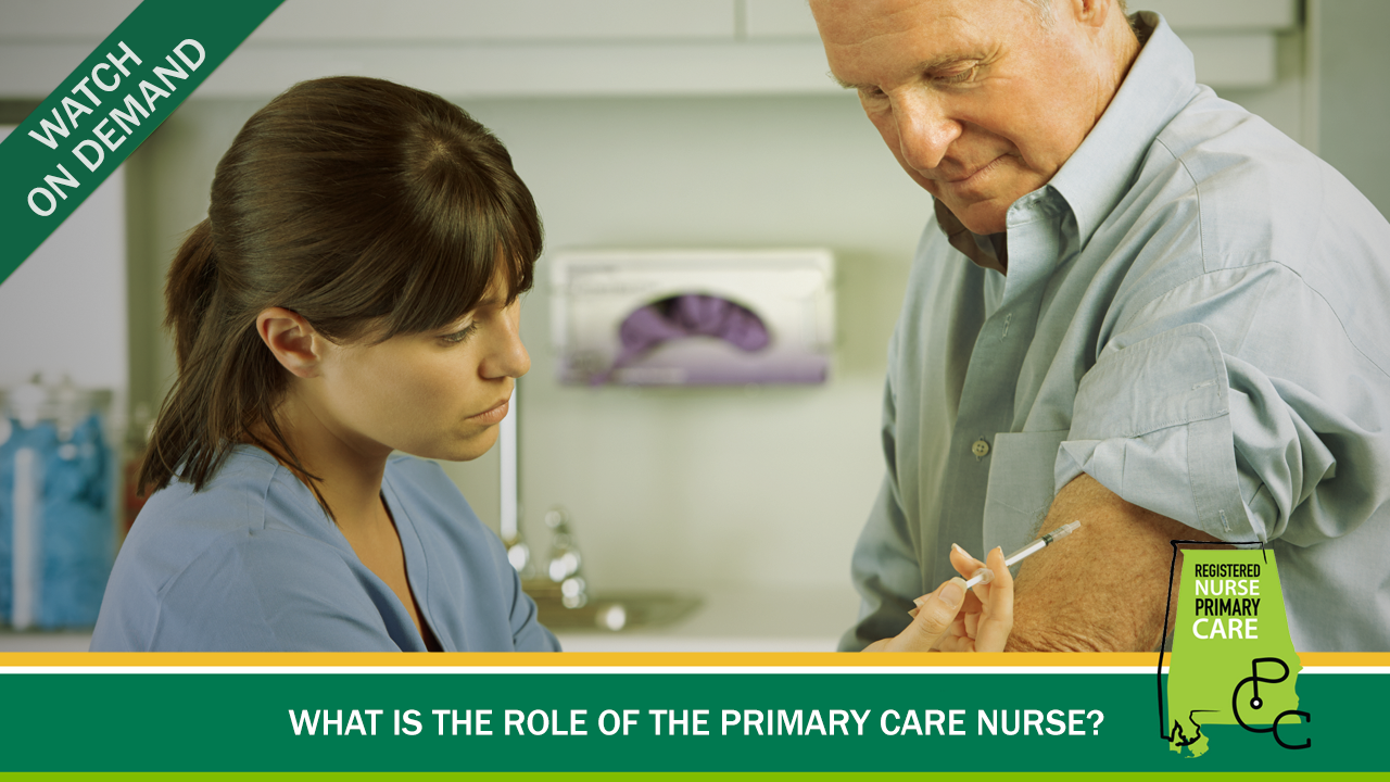 What is the Role of the Primary Care Nurse?