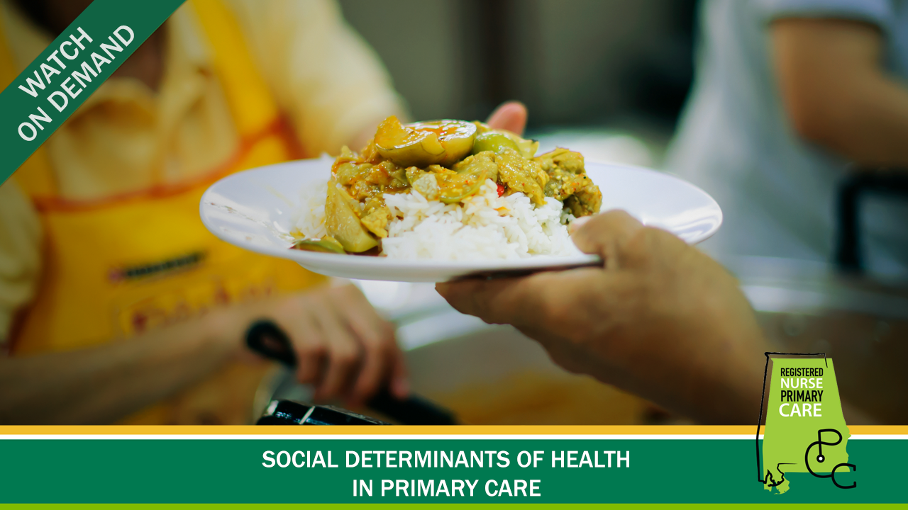 Social Determinants of Health in Primary Care