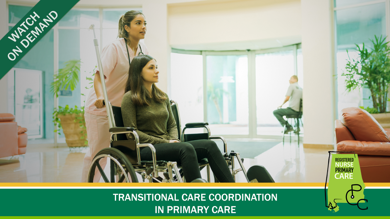Transitional Care Coordination in Primary Care