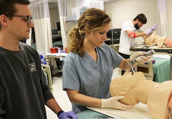 UAB - School of Nursing - News - UAB Nurse Anesthesia Update set for ...