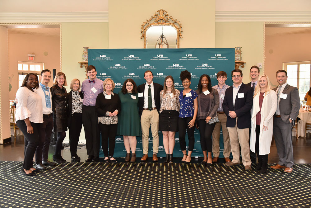 Photo: Scholarship Luncheon Spring 2020