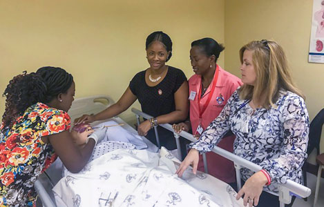 UAB - School of Nursing - News - Expanding collaboration in