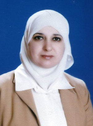 Photo: Wahsh: Zeinab Hassan Al-Wahsh, PhD, RN