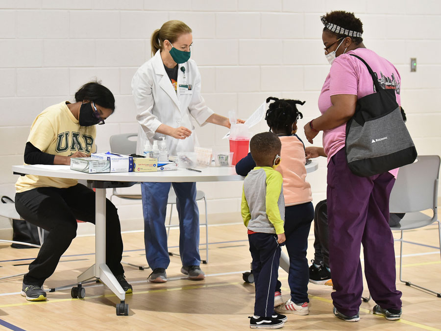 Photo: i3 Academy Flu Clinic