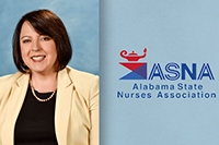 Alumna Rebecca Huie to serve as Alabama State Nurses Association president