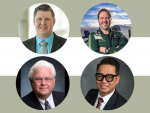 Male alumni leading the profession