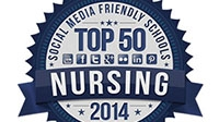 UAB School of Nursing ranked top social media friendly nursing school